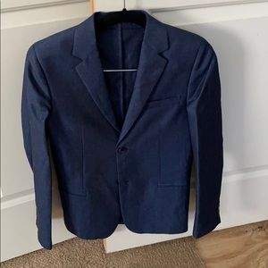 Dal Lago linen cotton blazer